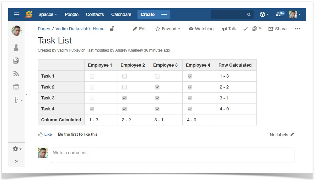 table_checkboxes_calculated_in_confluence
